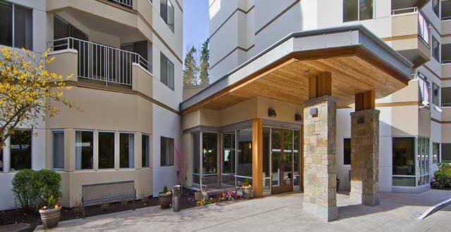 Cristwood Park entry exterior