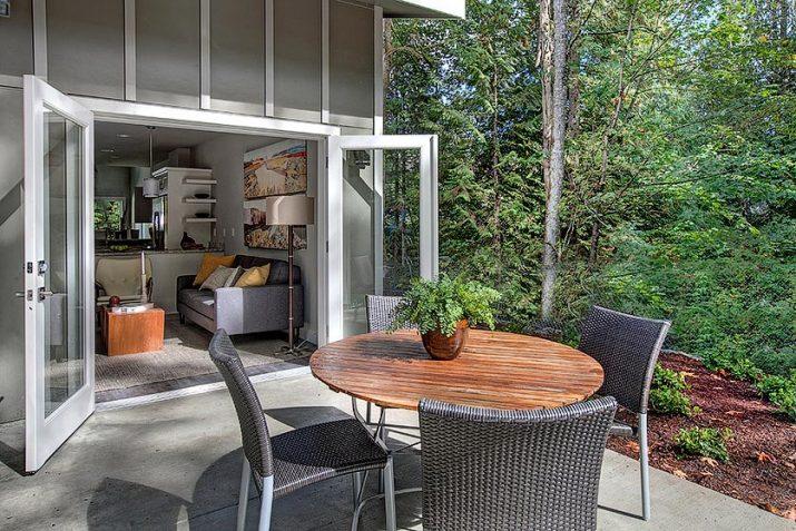 Spiritwood patio