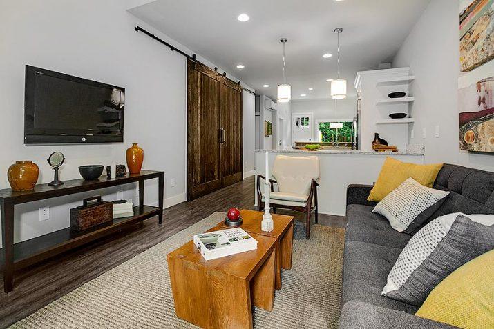 Spiritwood living area