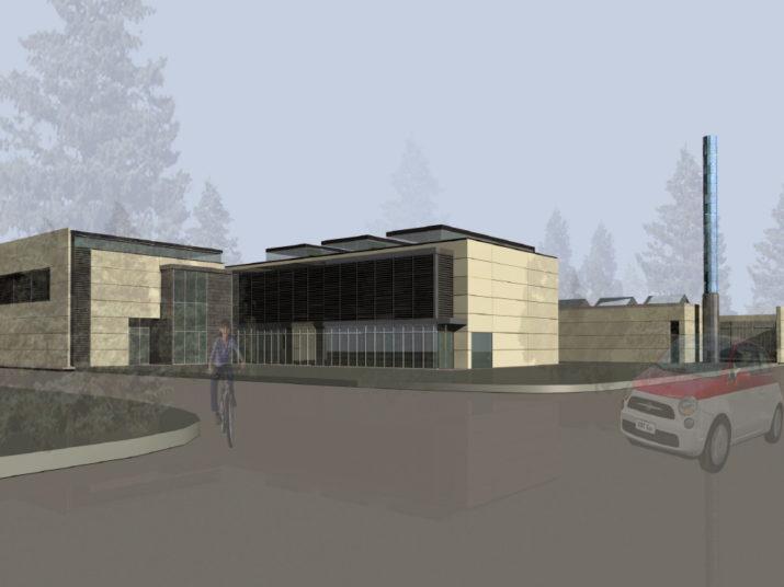Brightwater utility building sketch